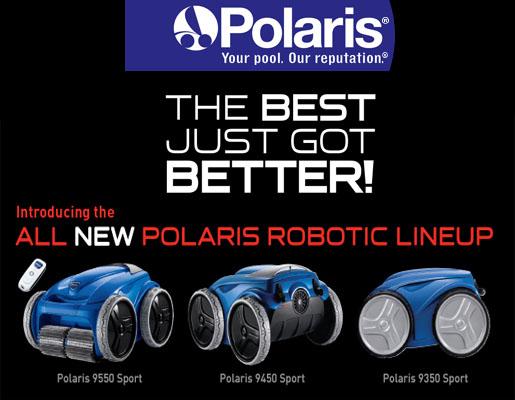 Polaris Pool Cleaners